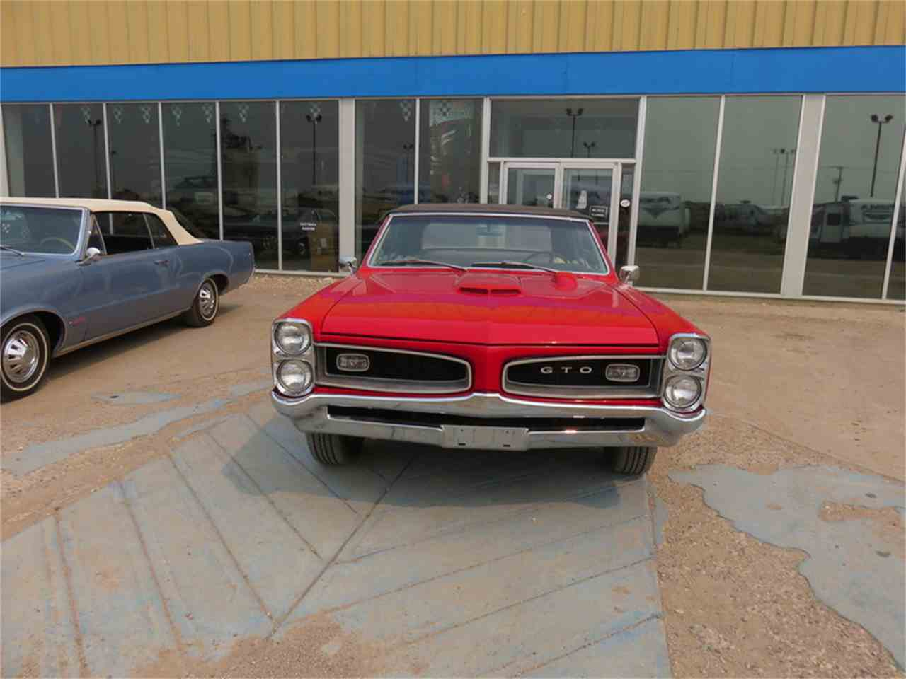 Large Picture of Classic 1966 Tempest located in Saskatchewan Offered by Fast Toys For Boys - H6CW