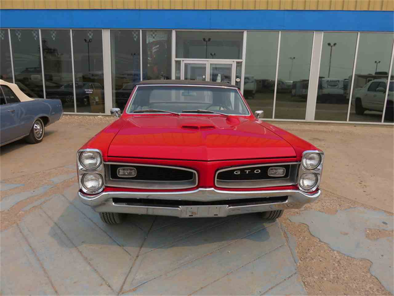 Large Picture of '66 Pontiac Tempest located in DAVIDSON Saskatchewan Offered by Fast Toys For Boys - H6CW