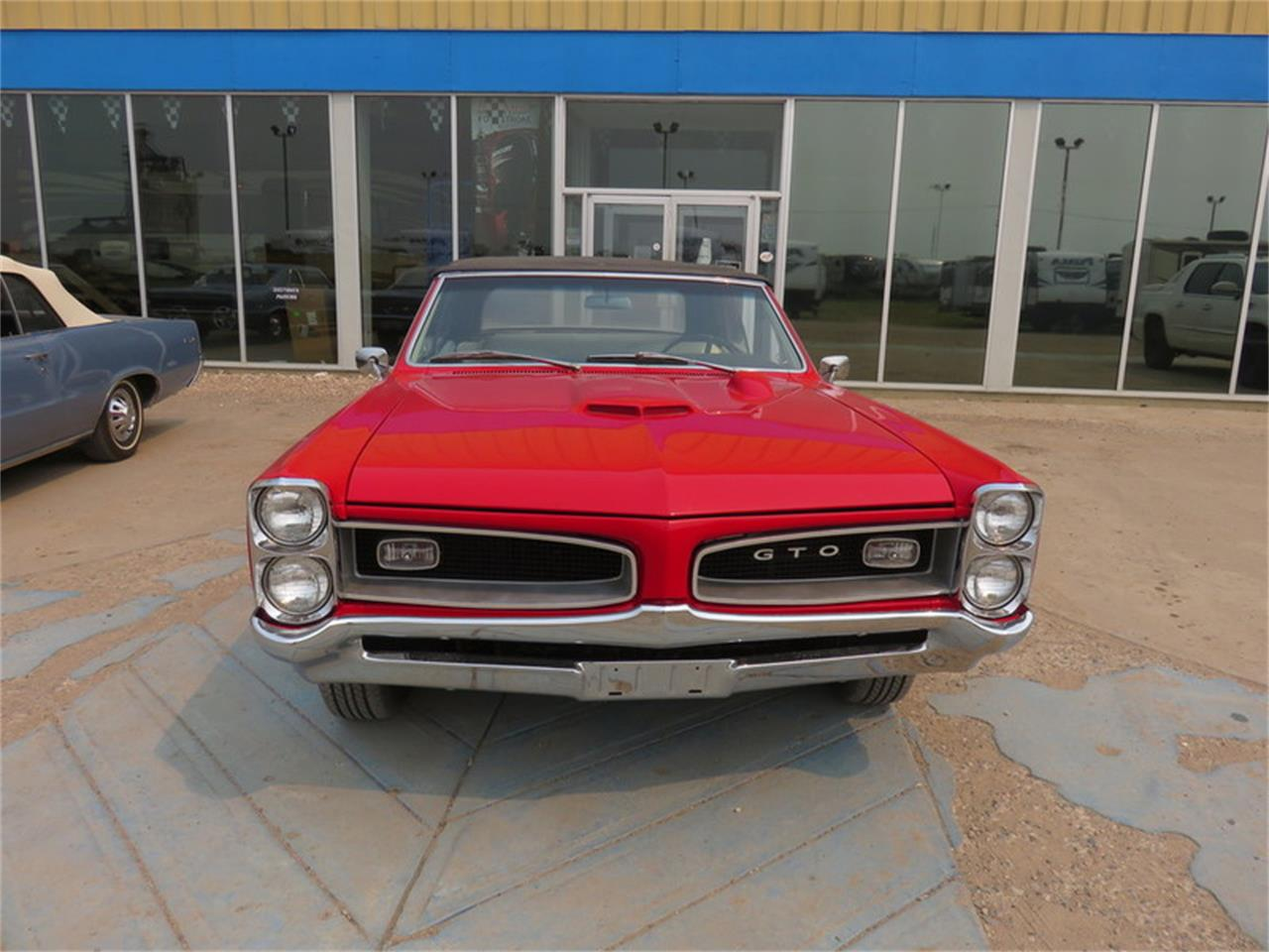 Large Picture of '66 Tempest located in DAVIDSON Saskatchewan Auction Vehicle - H6CW