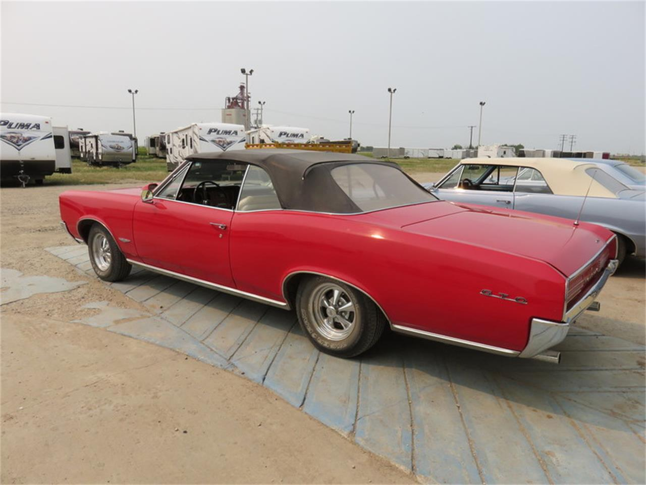 Large Picture of Classic '66 Pontiac Tempest located in DAVIDSON Saskatchewan Offered by Fast Toys For Boys - H6CW