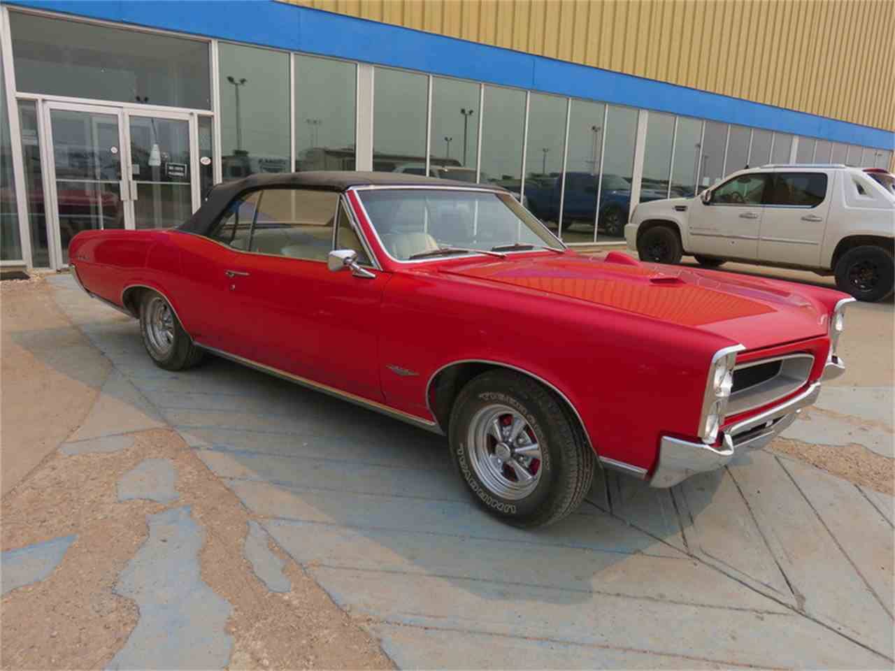 Large Picture of '66 Pontiac Tempest located in Saskatchewan Offered by Fast Toys For Boys - H6CW