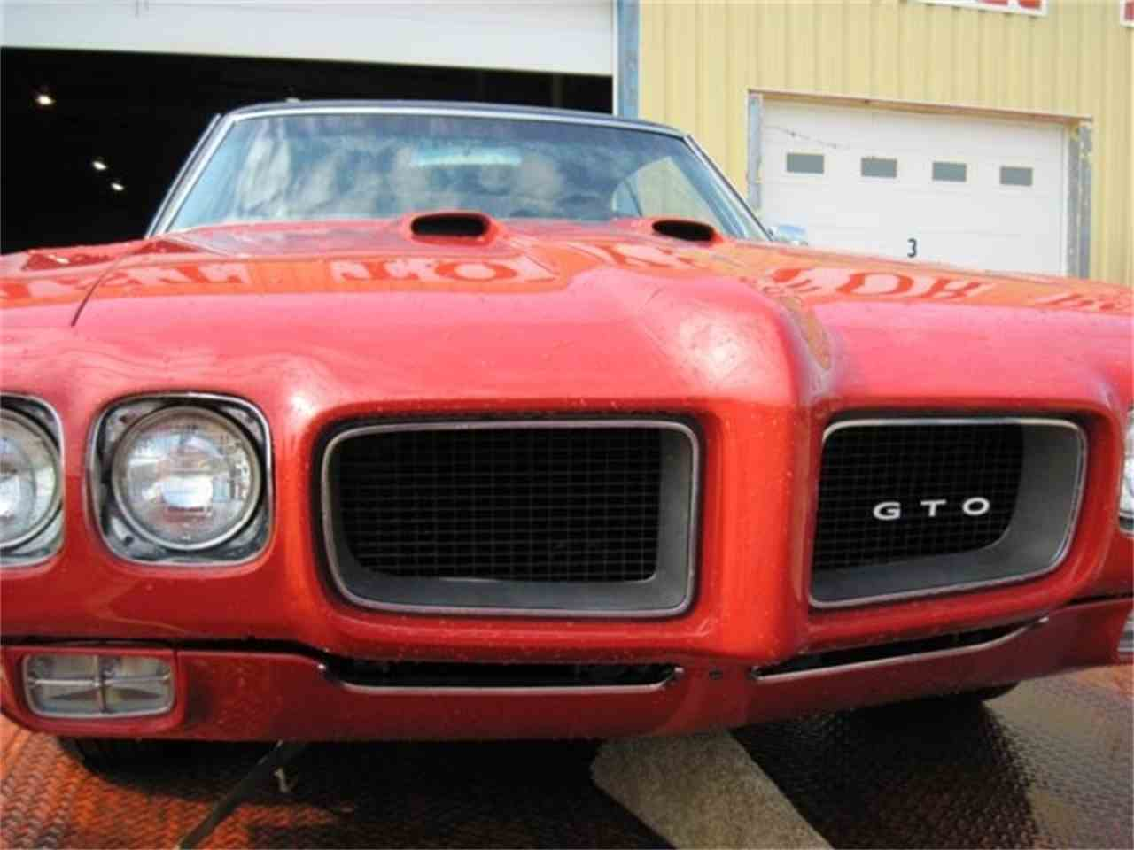 Large Picture of '70 GTO - H6CX