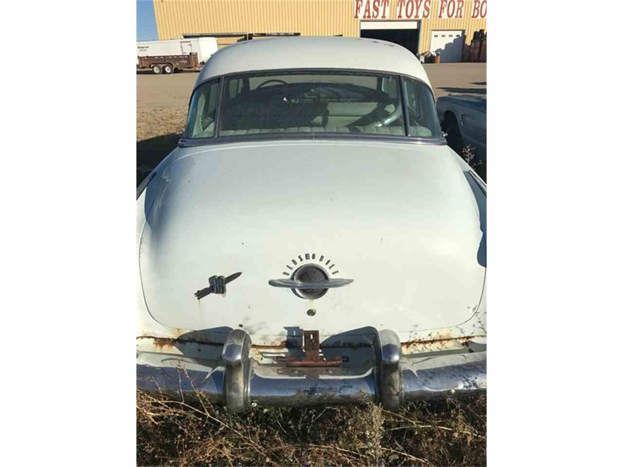 Large Picture of Classic 1952 Oldsmobile 4-Dr Sedan - H6CY