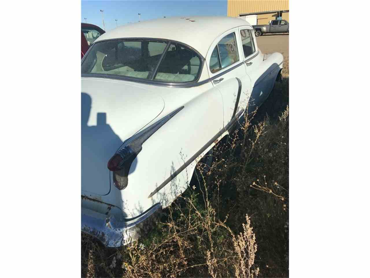 Large Picture of Classic 1952 Oldsmobile 4-Dr Sedan Auction Vehicle - H6CY