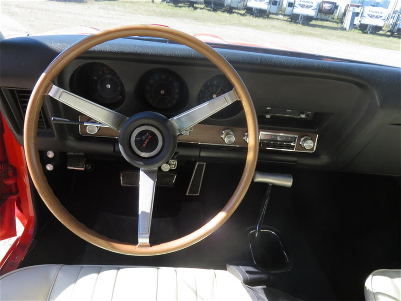 Large Picture of '69 Judge 4 Speed HT - H6D0
