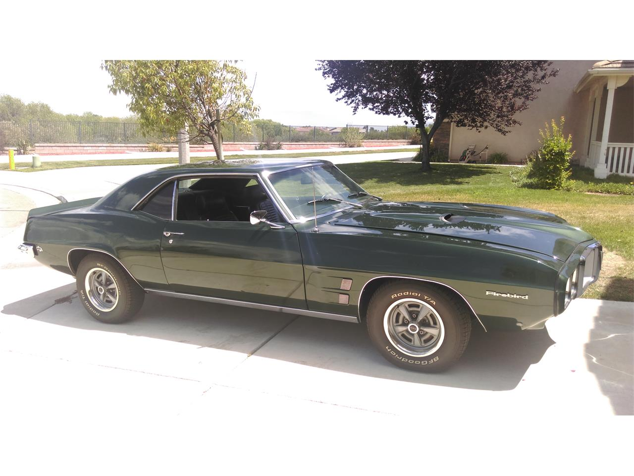 Large Picture of 1969 Pontiac Firebird Offered by a Private Seller - H6D8