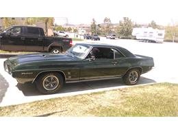 Picture of Classic 1969 Pontiac Firebird located in Murrieta California - H6D8