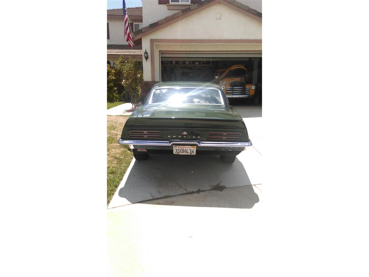 Large Picture of 1969 Pontiac Firebird located in Murrieta California Offered by a Private Seller - H6D8