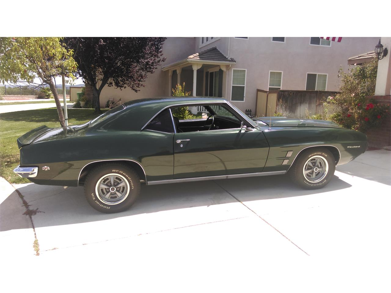 Large Picture of '69 Pontiac Firebird - $25,500.00 - H6D8