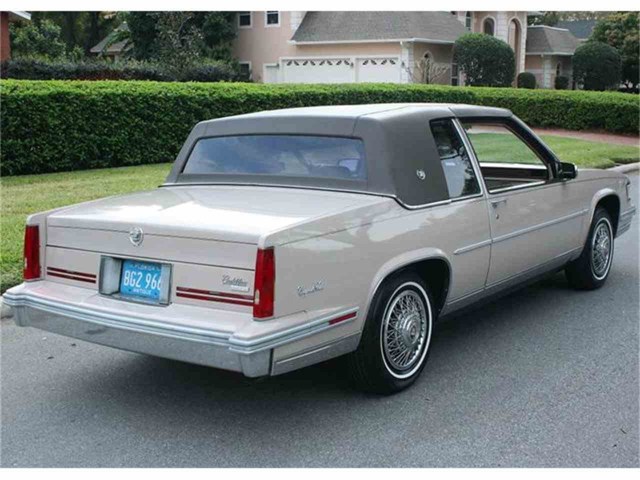 1988 Cadillac Coupe DeVille for Sale | ClicCars.com | CC-801423