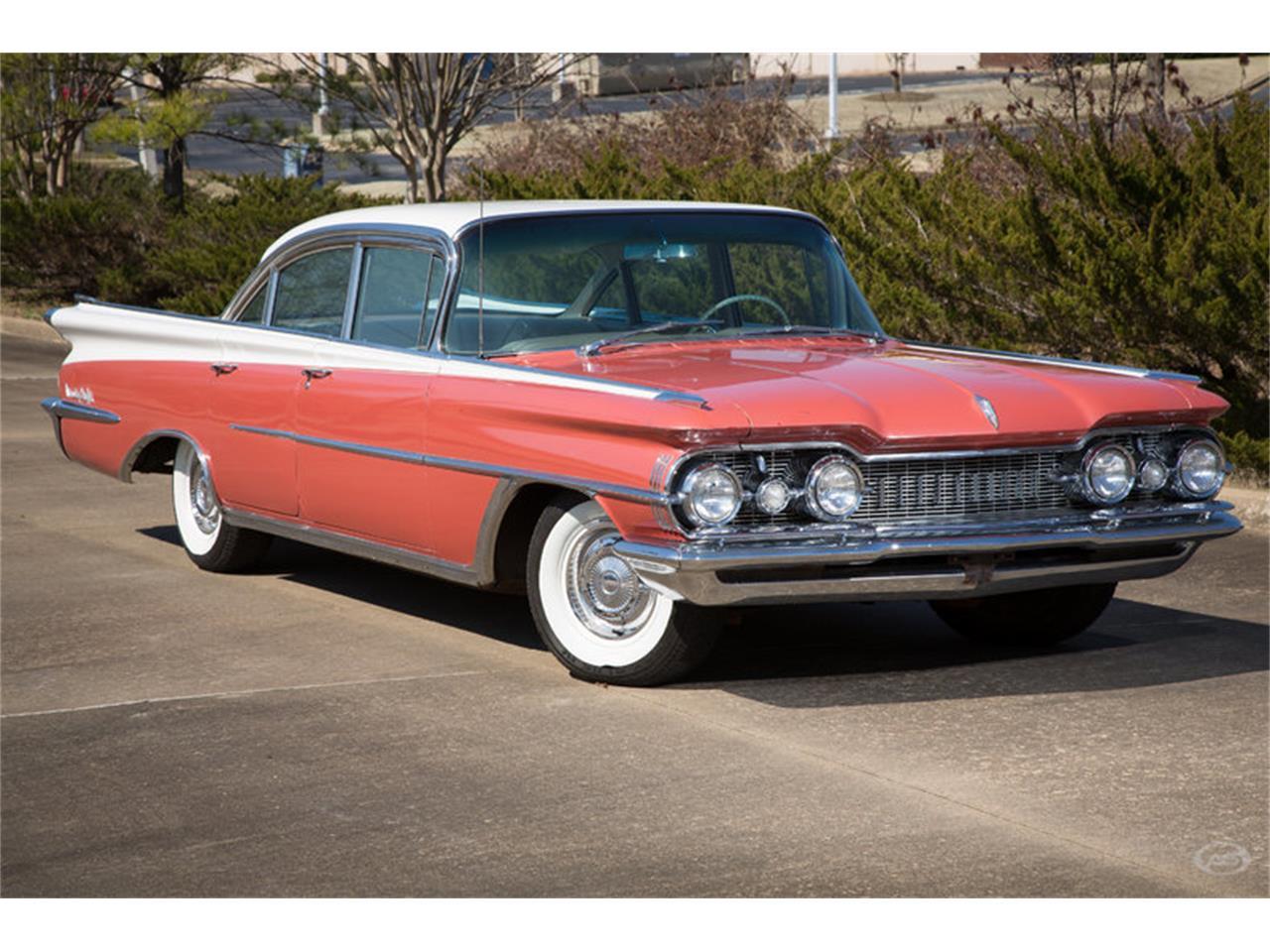 1959 Oldsmobile 98 For Sale Classiccarscom Cc 801503