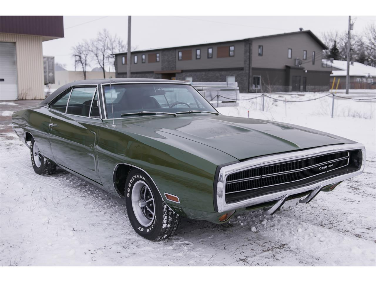 Large Picture of 1970 Dodge Charger located in North Dakota - H702