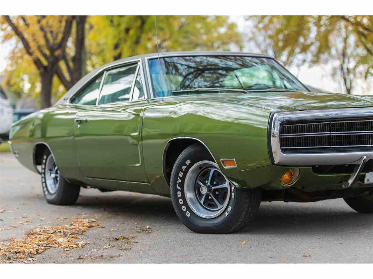 Large Picture of '70 Charger - H702