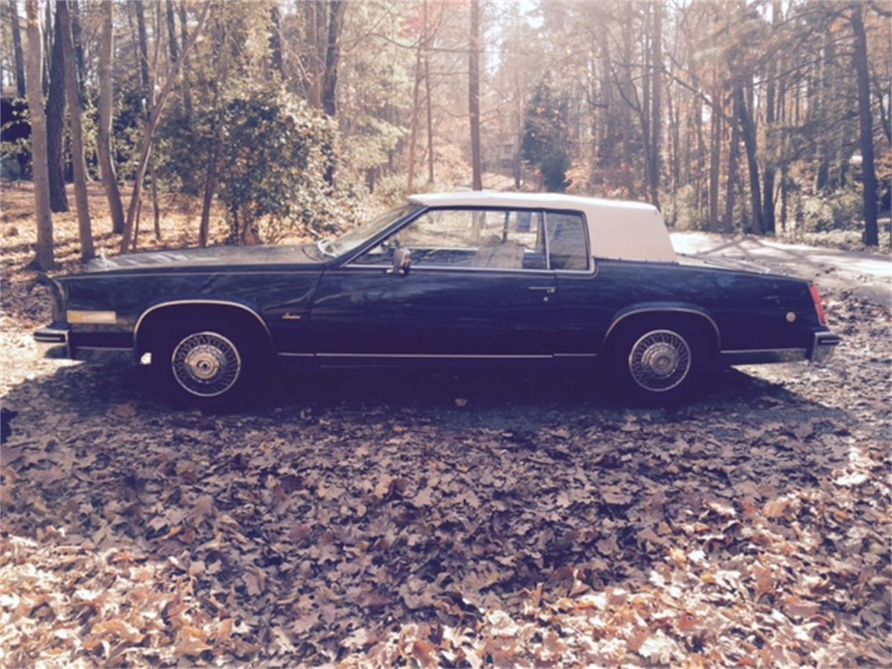 Large Picture of '85 Eldorado - H708