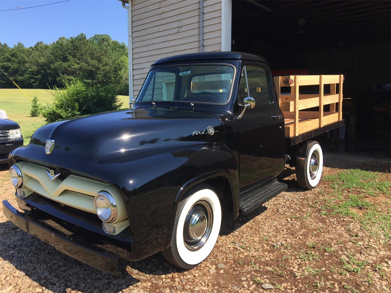 Large picture of 1955 ford f100 offered by a private seller h71t