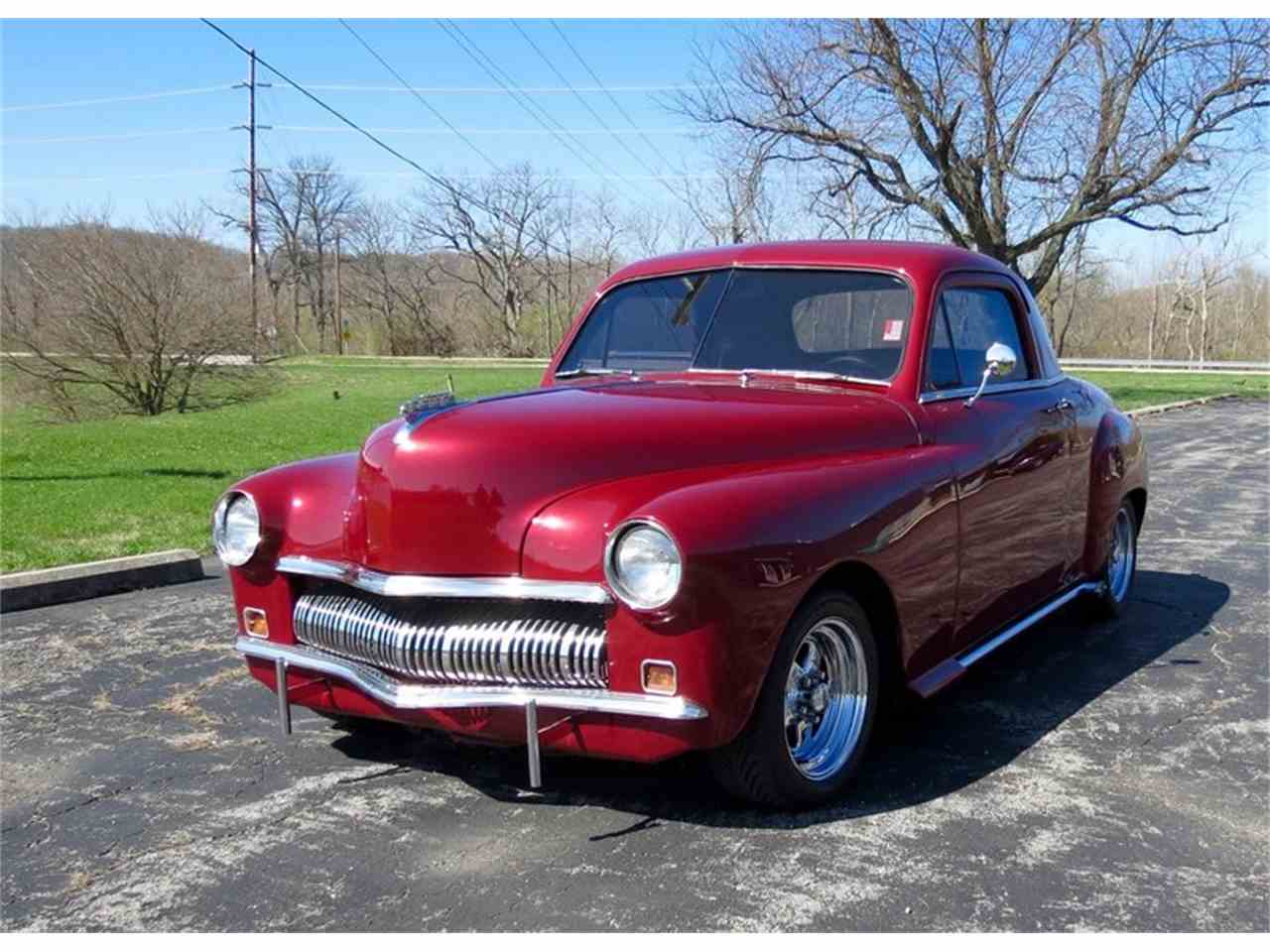 Large Picture of Classic 1949 Business Coupe Custom located in Dayton Ohio Offered by Gem City Classic Autos - H720