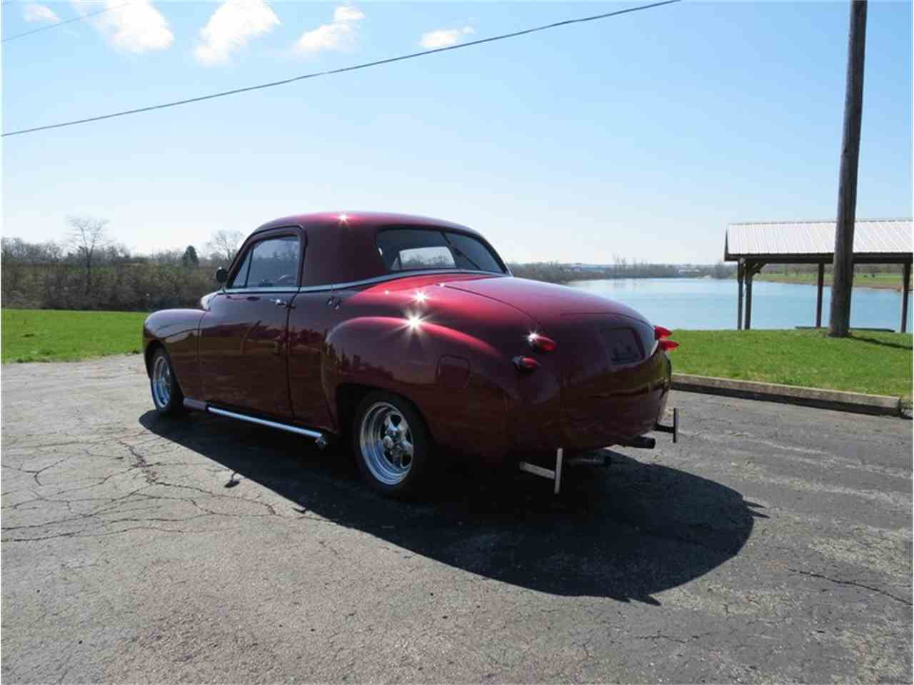 Large Picture of '49 Business Coupe Custom Offered by Gem City Classic Autos - H720