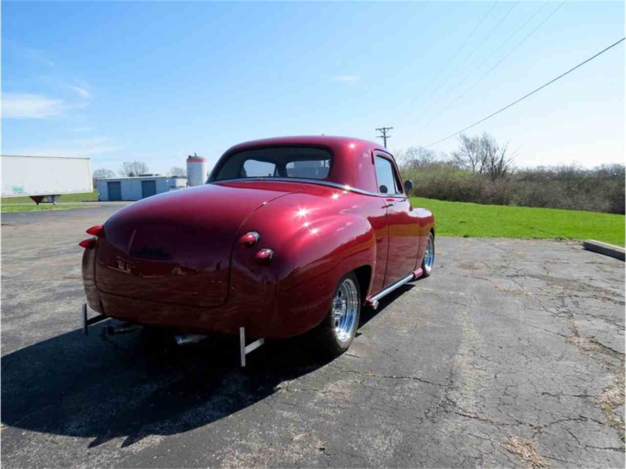 Large Picture of Classic 1949 Plymouth Business Coupe Custom located in Ohio Offered by Gem City Classic Autos - H720