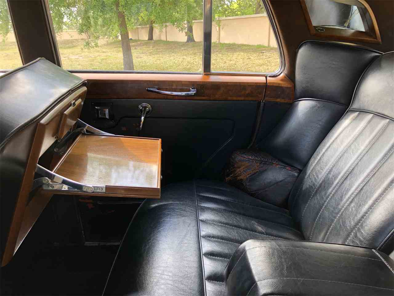 Large Picture of '61 Silver Cloud II - H723