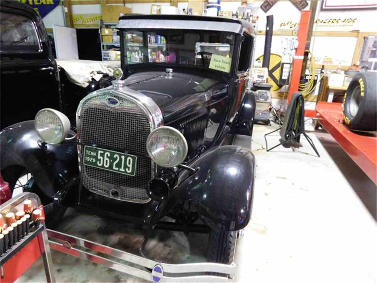 Large Picture of '29 2-Dr Sedan - H724