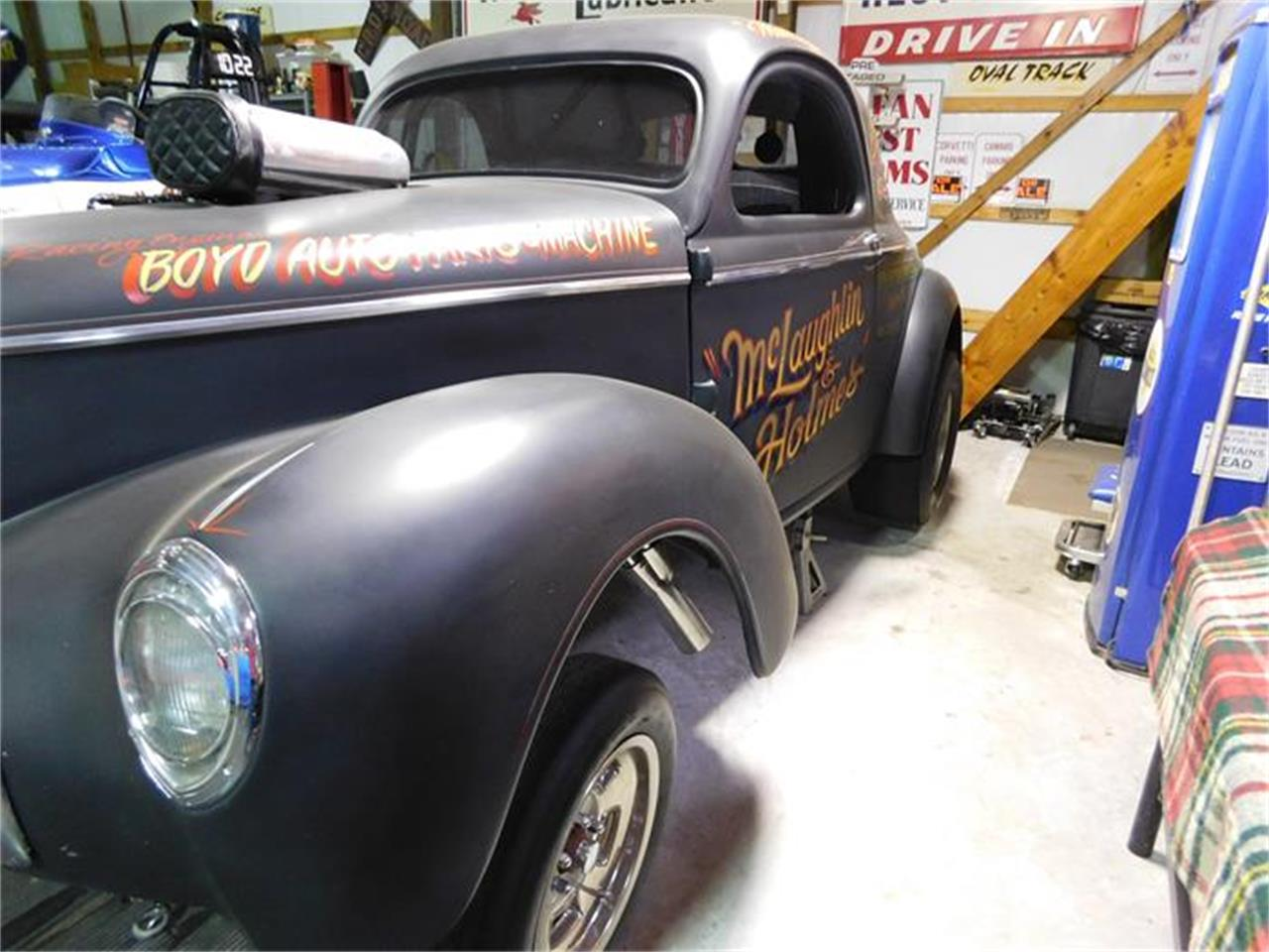 Large Picture of '41 3-Window Coupe - H726