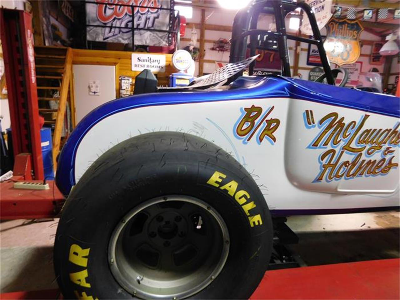 Large Picture of '23 Midget Race Car - H727