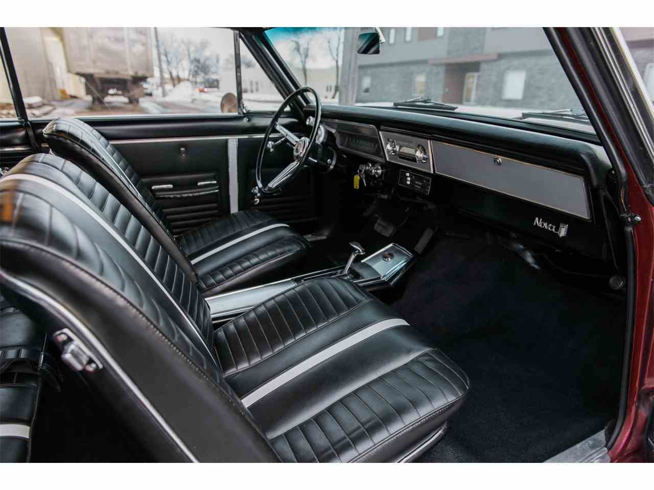 Large Picture of '67 Nova - H77G