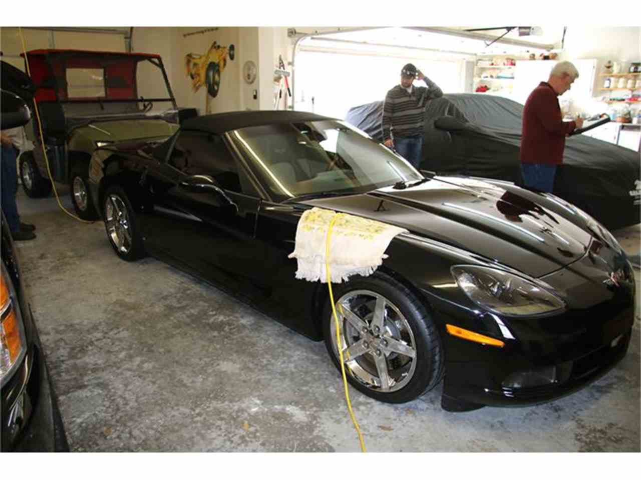 Large Picture of '08 Corvette - H5IV