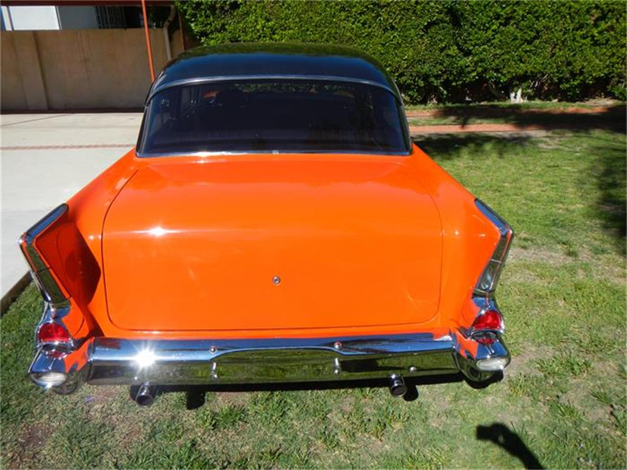Large Picture of '57 Bel Air - H7RQ