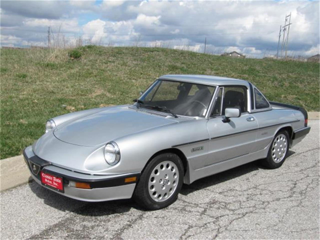Large Picture of '86 2000 Spider Veloce - H7S1