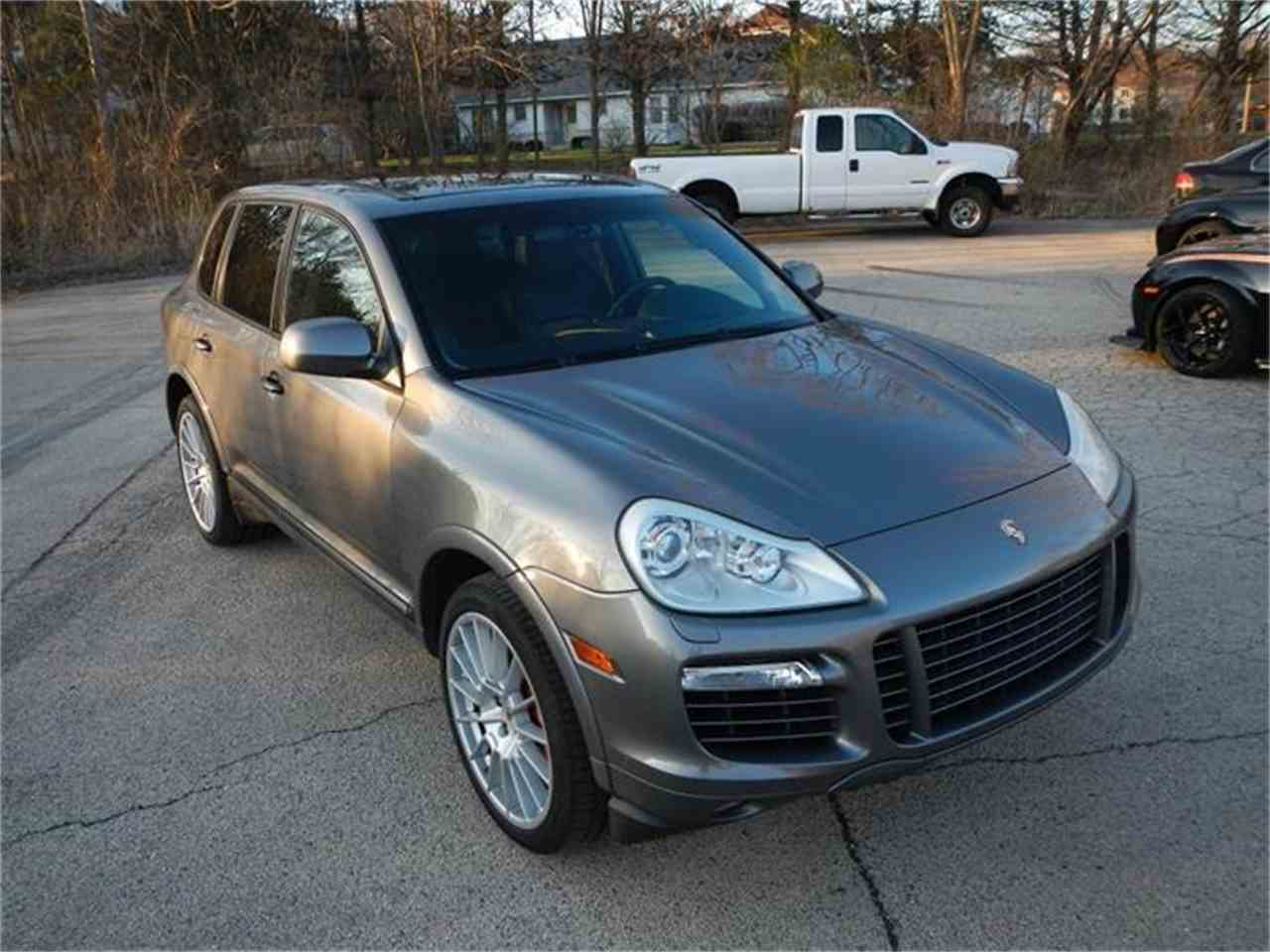 Large Picture of 2009 Porsche Cayenne - H7S4