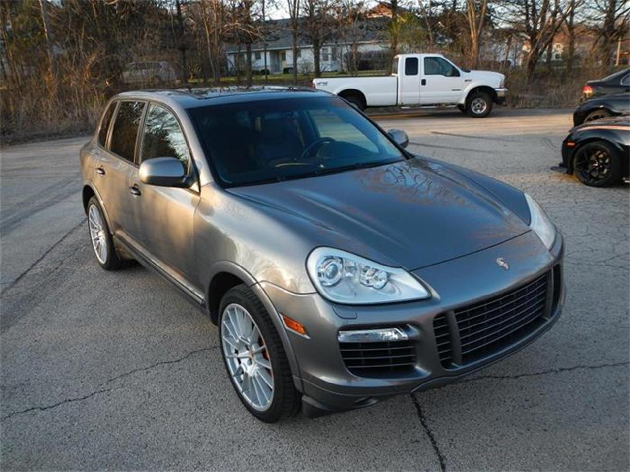 Large Picture of '09 Cayenne - H7S4