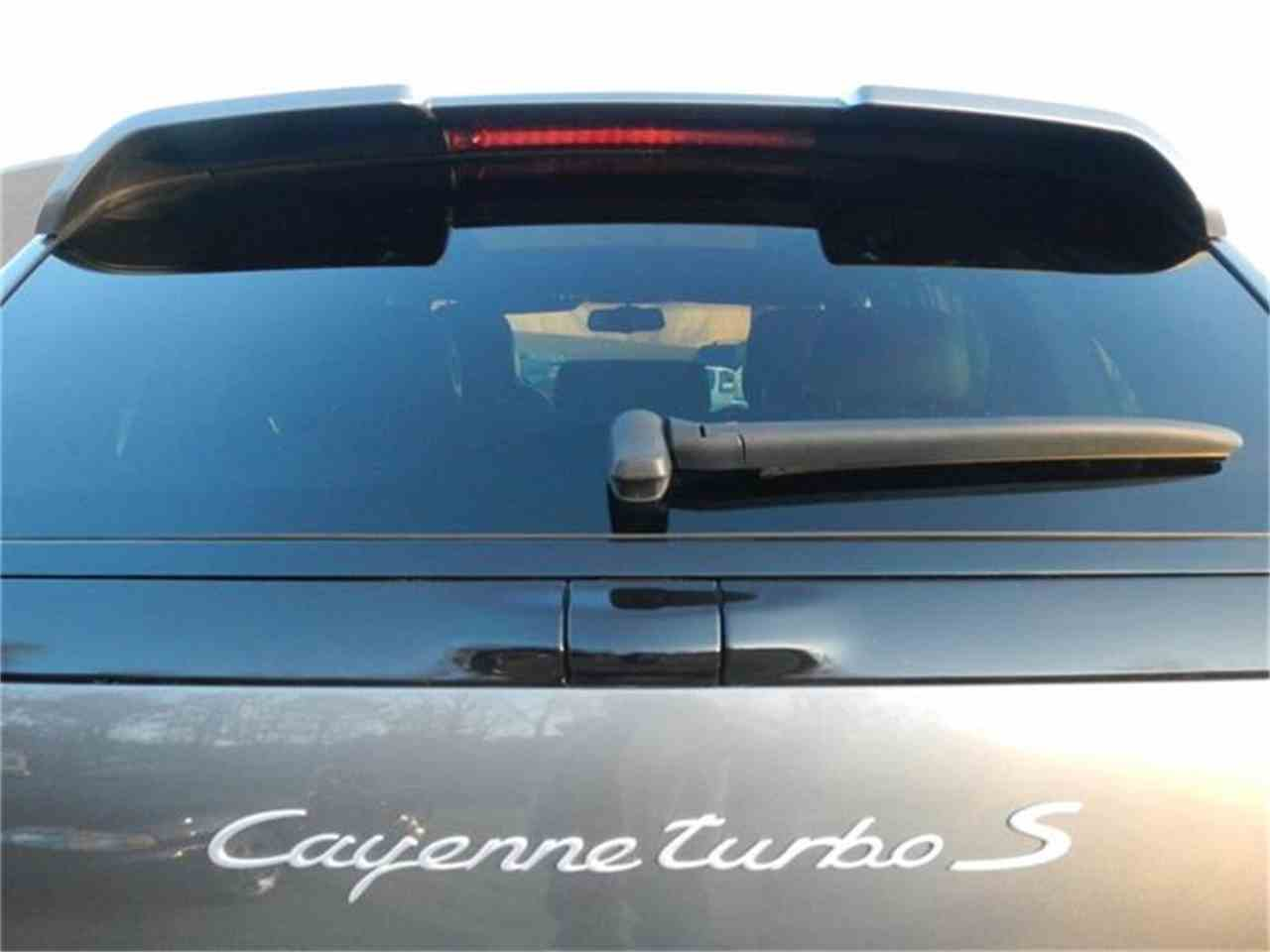 Large Picture of 2009 Porsche Cayenne located in Illinois - $53,500.00 - H7S4