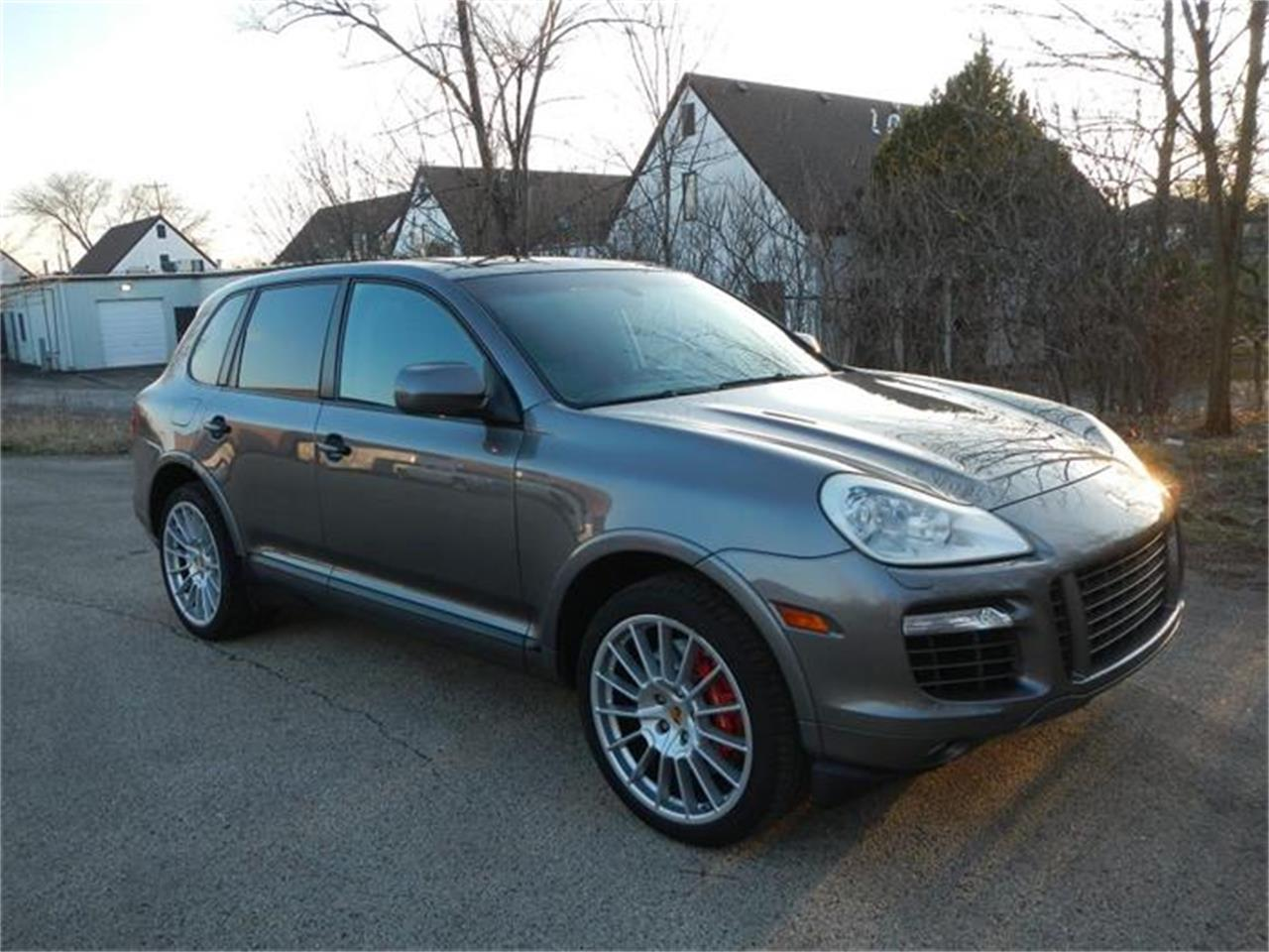 Large Picture of 2009 Porsche Cayenne Offered by Nickey - H7S4