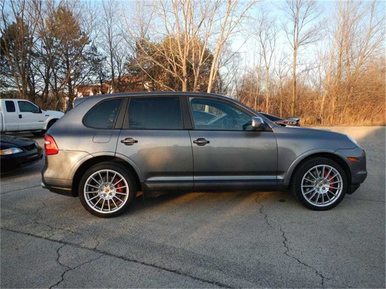 Large Picture of '09 Porsche Cayenne - H7S4