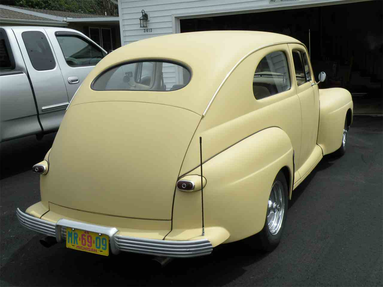 Large Picture of Classic 1948 Ford Tudor - $17,500.00 Offered by a Private Seller - H7VH