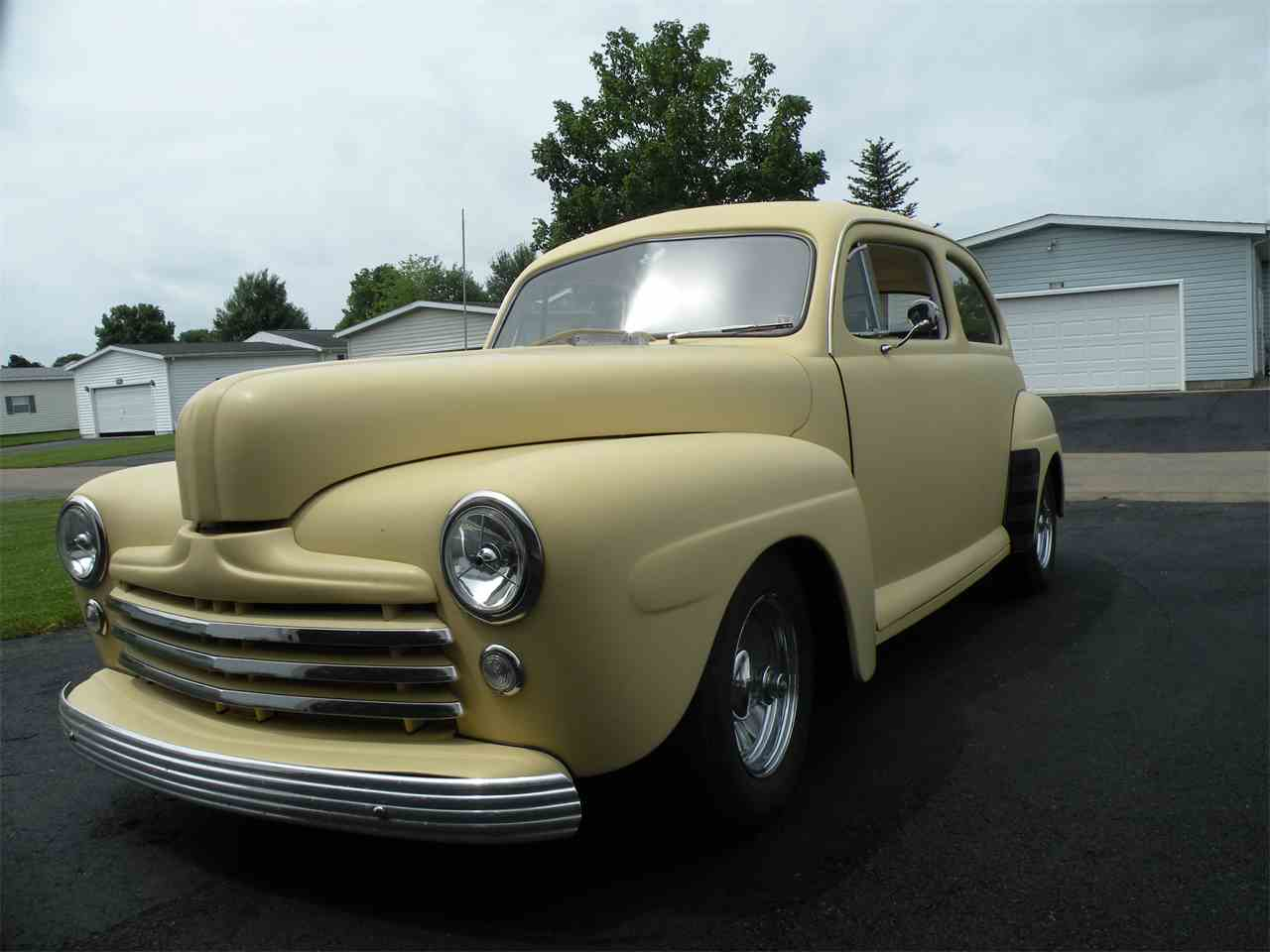 Large Picture of Classic 1948 Ford Tudor located in Kalamazoo Michigan Offered by a Private Seller - H7VH