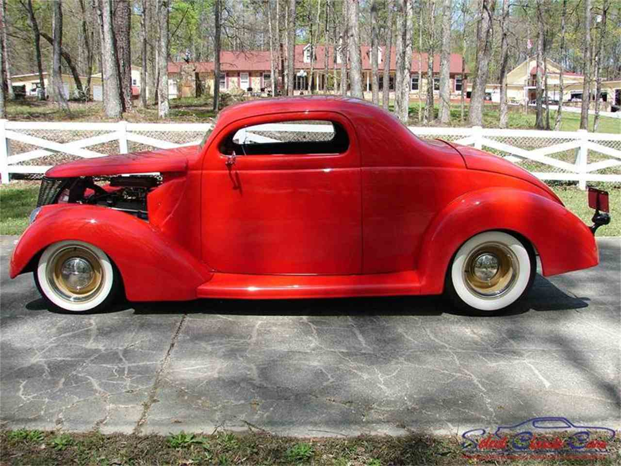 Large Picture of '37 Coupe - H7WU