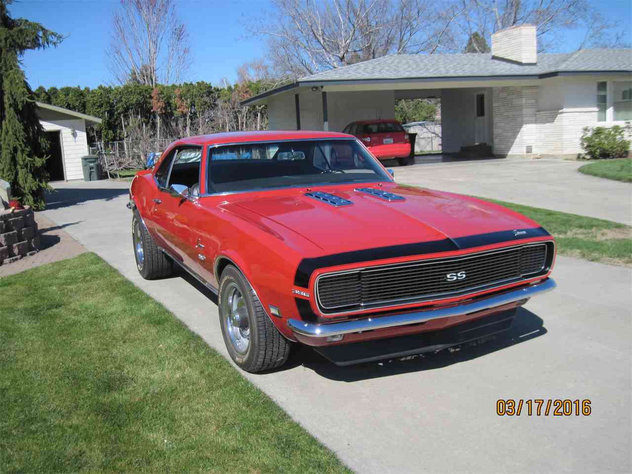Large Picture of Classic 1968 Chevrolet Camaro RS/SS - $58,000.00 Offered by a Private Seller - H5KU
