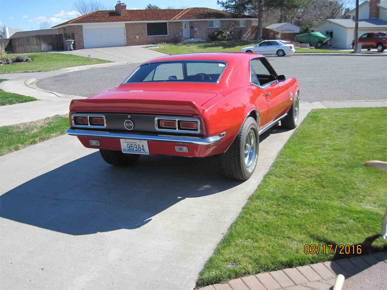Large Picture of Classic '68 Camaro RS/SS Offered by a Private Seller - H5KU