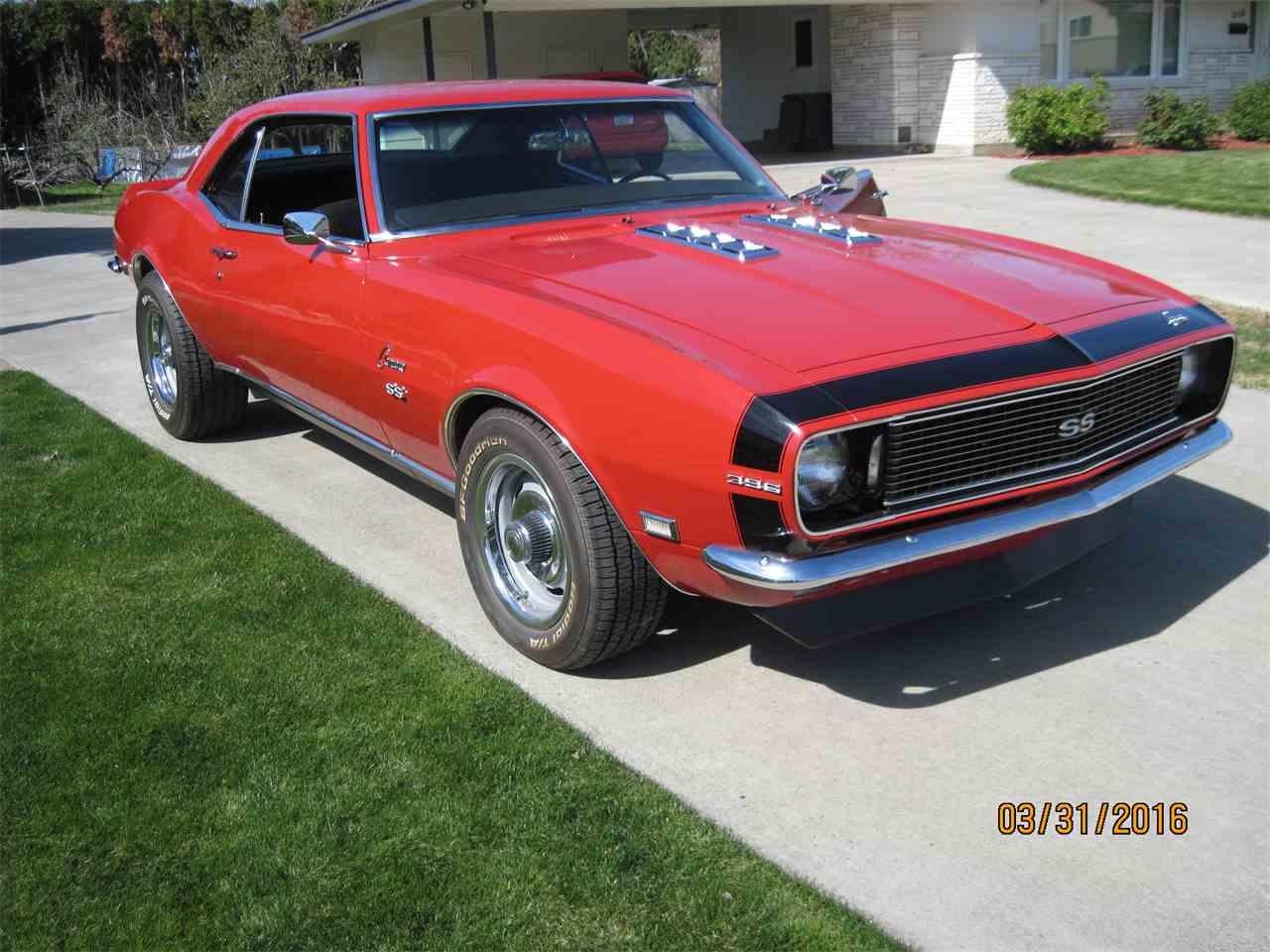 Large Picture of Classic '68 Chevrolet Camaro RS/SS located in Washington - $58,000.00 - H5KU