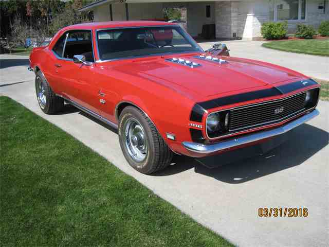 1968 chevrolet camaro rs ss for sale on. Black Bedroom Furniture Sets. Home Design Ideas