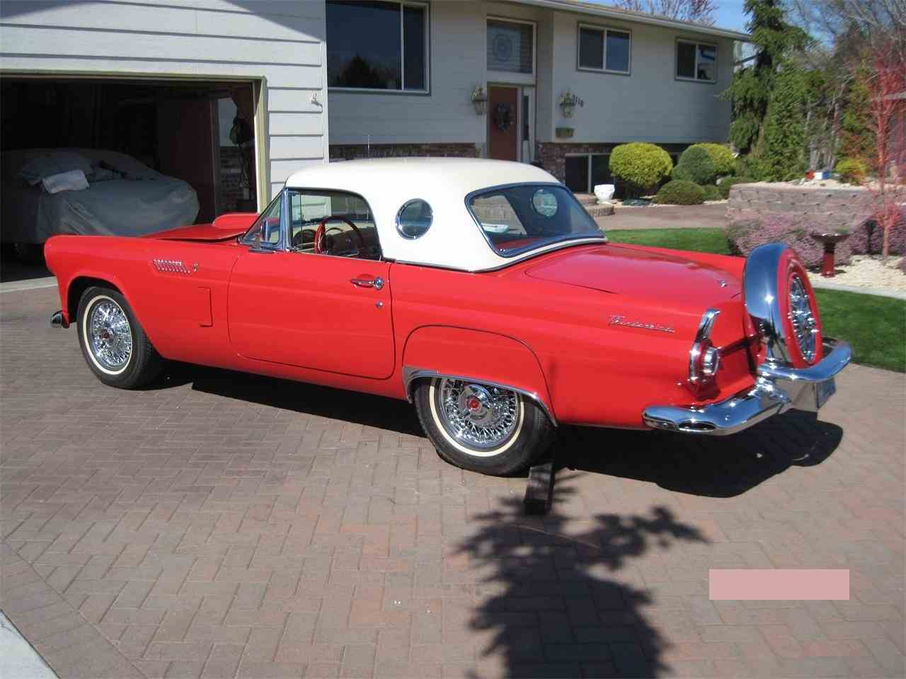 Large Picture of '56 Thunderbird - H5KW