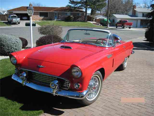 Picture of '56 Thunderbird - H5KW
