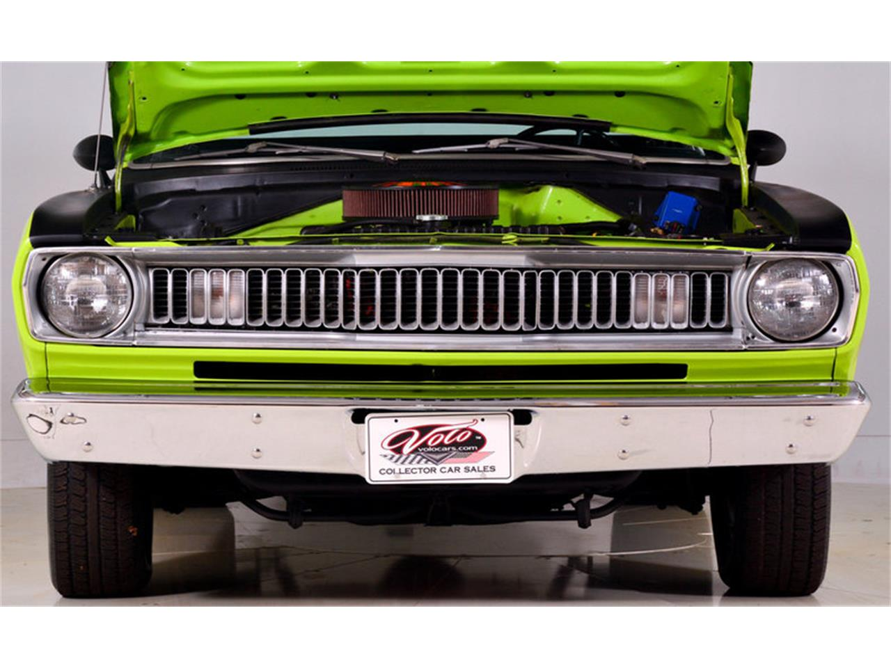 Large Picture of '70 Duster - H8DX
