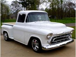 Picture of '57 Chevrolet Pickup located in Arlington Texas - $59,500.00 Offered by Classical Gas Enterprises - H8EG
