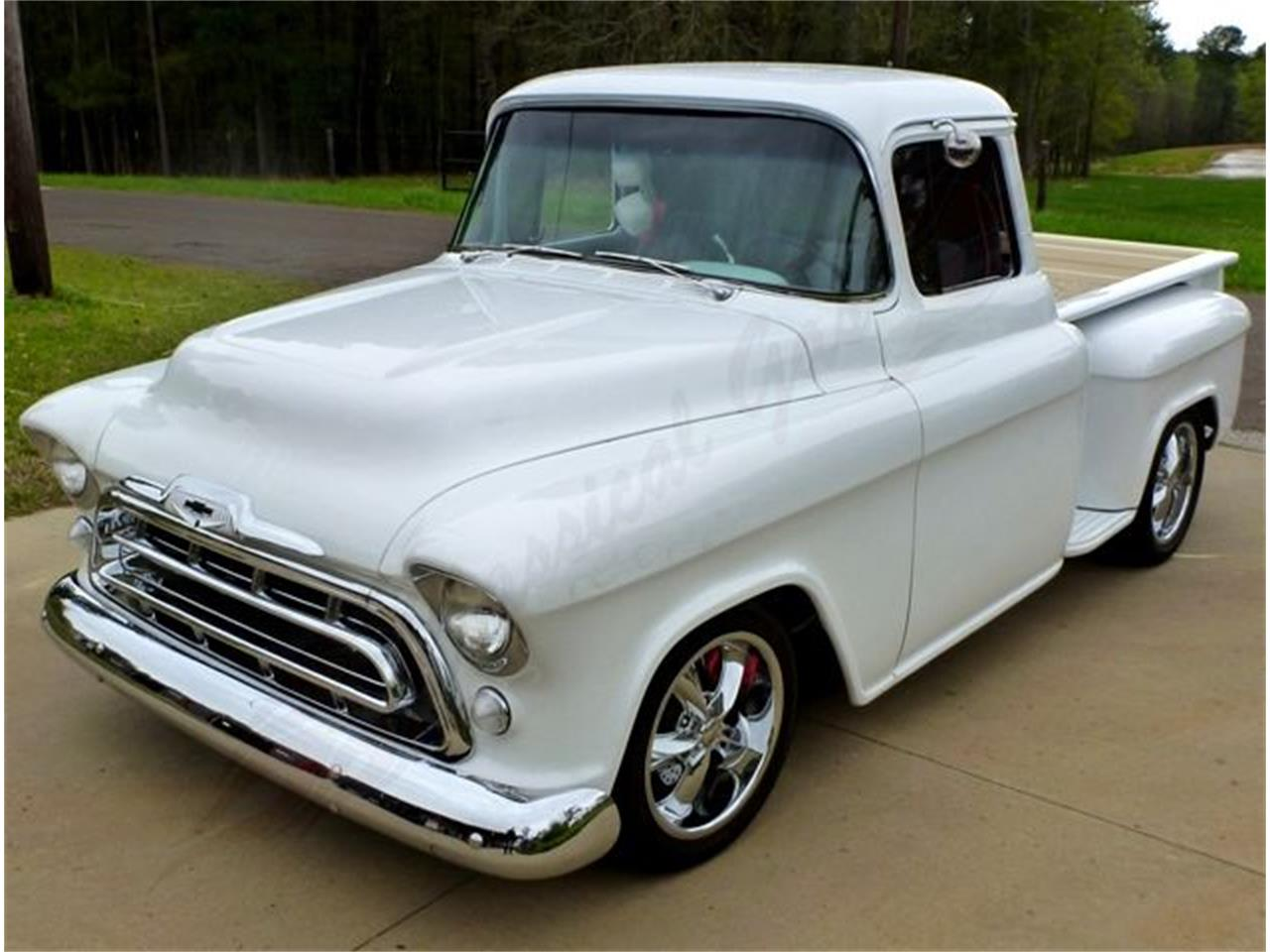 Large Picture of Classic '57 Pickup located in Arlington Texas - $59,500.00 Offered by Classical Gas Enterprises - H8EG