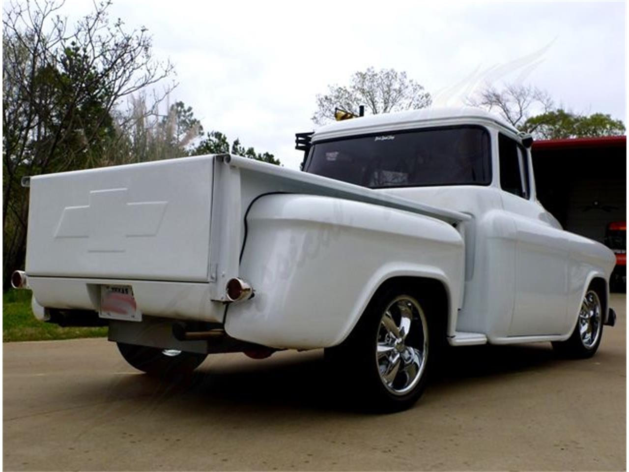 Large Picture of '57 Chevrolet Pickup located in Arlington Texas Offered by Classical Gas Enterprises - H8EG