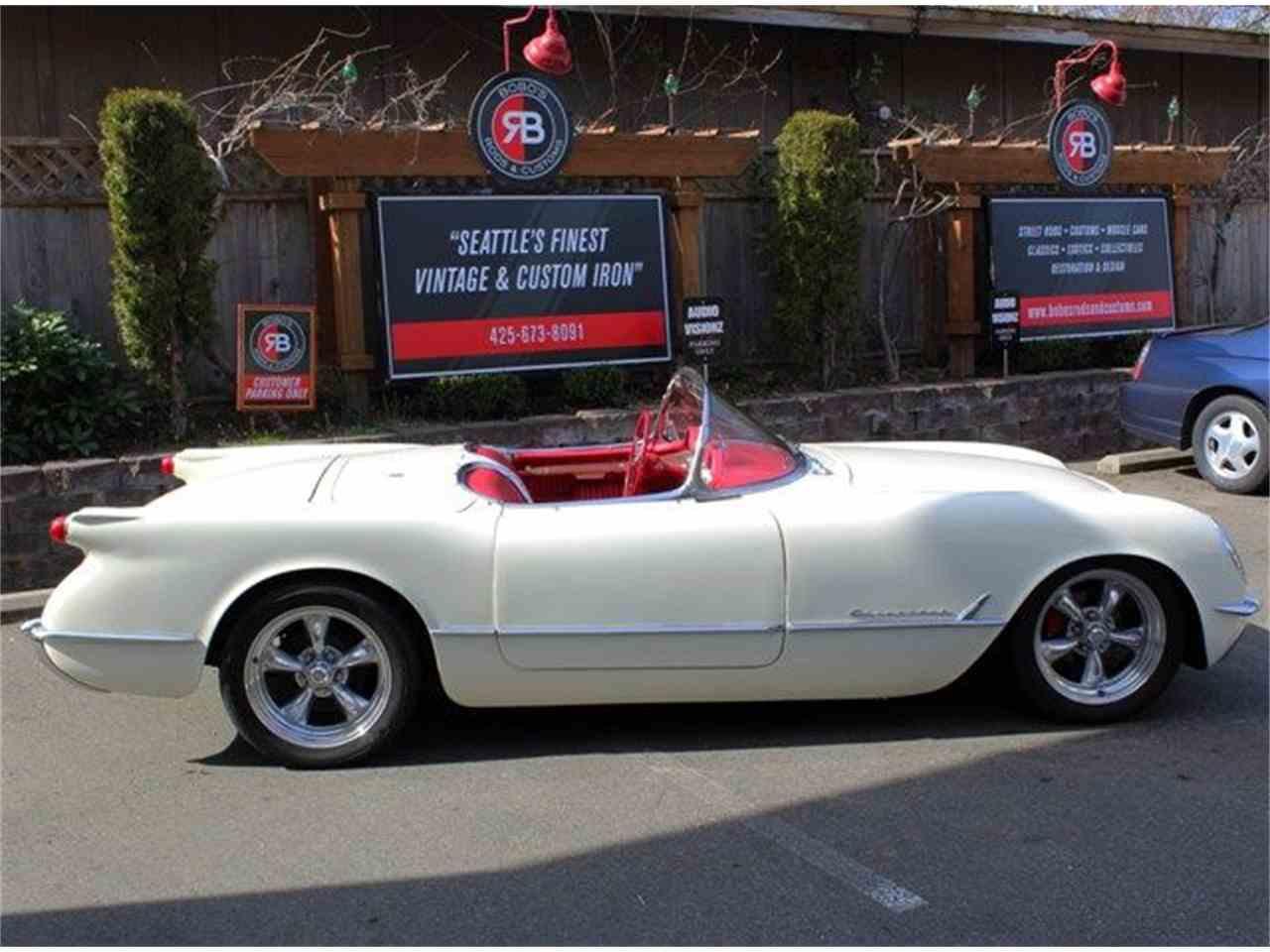 Large Picture of '54 Corvette - H8EJ