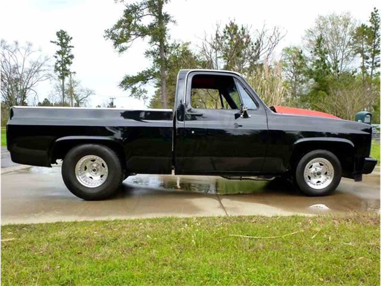 Large Picture of '85 C/K 10 - H8EL